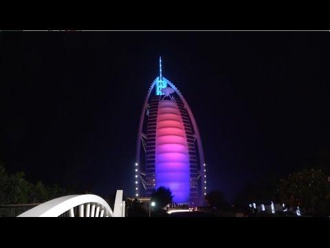 Short trip to Abu Dhabi, Dubaï and Sharjah