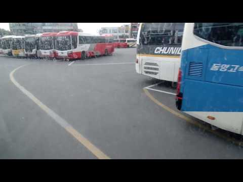 Jeonju Express Bus Terminal 전주 고속버스 터미널(NEW)... 全州市高速汽车站...Jeollado.  . Jeonju . KOREA