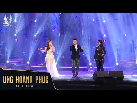 Anh không muốn bất công với em | Ưng Hoàng Phúc, Phạm Quỳnh Anh, Thu Thủy| Liveshow TÁI SINH Hà Nội