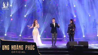 Anh không muốn bất công với em | Ưng Hoàng Phúc, Phạm Quỳnh Anh, Thu Thủy | Liveshow TÁI SINH Hà Nội