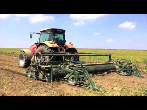 Dry Bean Digger / Windrower | Sweere
