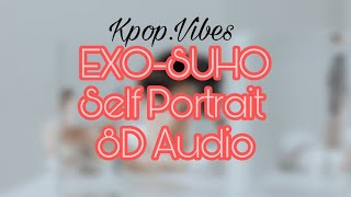 SUHO Self Portrait  8D audio