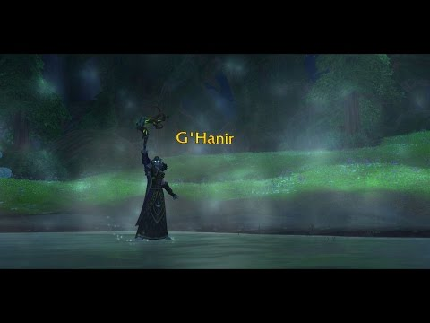 World of Warcraft Legion - G'hanir: Druida Restauração