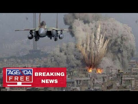 Israel Launches Air Strikes on N. Gaza - LIVE BREAKING NEWS COVERAGE