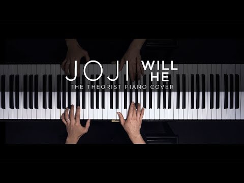 Joji - Will He | The Theorist Piano Cover