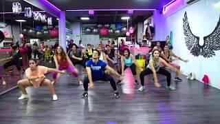 Baila Conmigo Remix - Juan Magan by Cesar James / Zumba Cardio Extremo Cancun