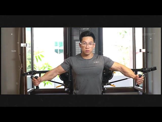 Quay video giới thiệu giàn tạ tập GYM tại nhà - Monozy Film