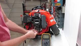 ECHO PB-500T Blower Ignition Problem