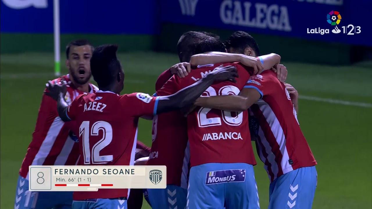 CD Lugo 2-1 Real Zaragoza