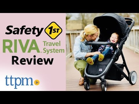 Riva Travel System With Onboard 35 Flx Car Seat From Safety 1st