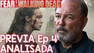Fear The Walking Dead - Prévia do 4 episódio da 5 temporada - DWIGHT e Daniel Salazar