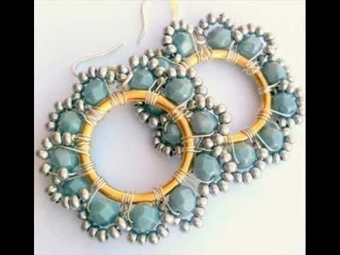 amazingly funky earrings.wmv