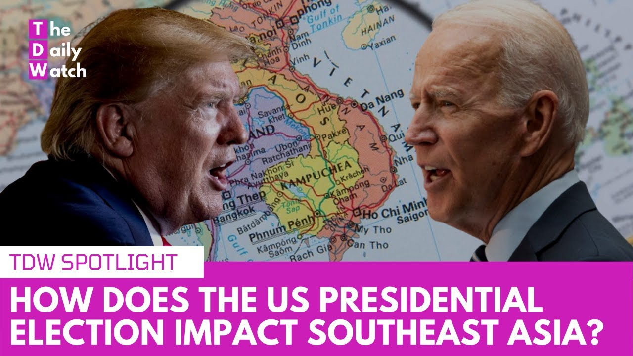 How does the US Presidential election's outcome impact Southeast Asia?