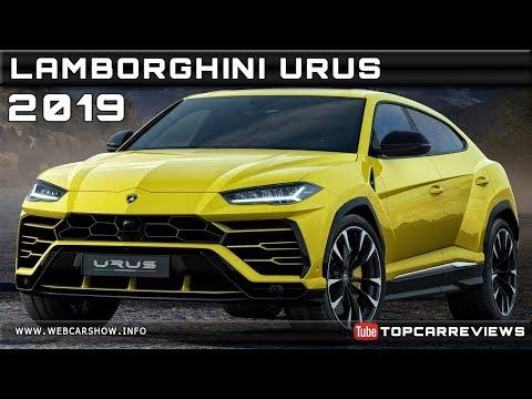 2019 LAMBORGHINI URUS Review Rendered Price Specs Release Date