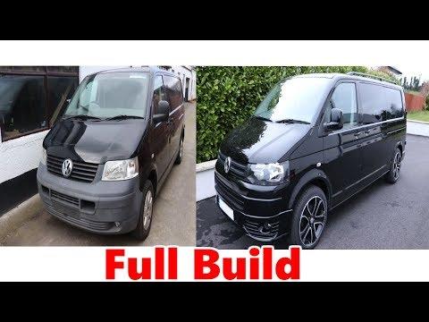 Volkswagen Camper Conversion Full Build