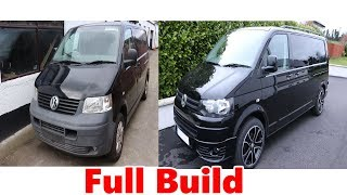 Download Volkswagen Camper Conversion Full Build Mp3 and Videos