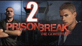 Prison Break: The Conspiracy Walkthrough Hd - On The Yard - Part 2  Chapter 1 &