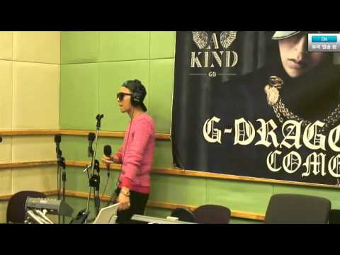 G-Dragon - Missing You @ Radio Yoo In Na's Volume Up -120919.mp4