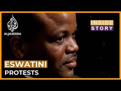 Will Eswatini's King respond to calls for democracy? | Inside Story