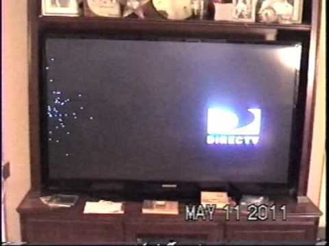 Samsung DPL TV White Dot Problem - YouTube