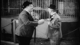 Laurel and Hardy - Nothing But Trouble Theatrical Trailer - 1945