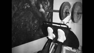 Евгения Макашова. Тренировка ног. Мотивация.