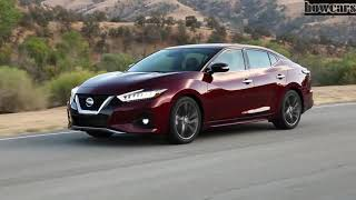 New NISSAN MAXIMA 2019 First Look REVIEW Exterior Interior Driving