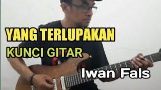 Belajar Kunci Gitar Yang Terlupakan (Iwan Fals)