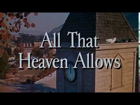 All That Heaven Allows HD  Research 1955