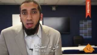 Opposite Interactions - Nouman Ali Khan - Quran Weekly