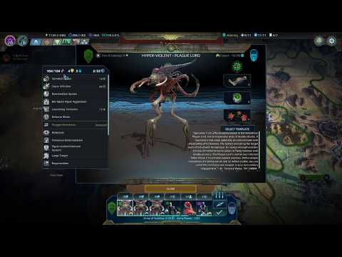 Age of Wonders Planetfall: Syndicate Xenoplague |