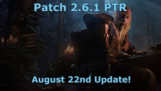 [Diablo 3] Patch 2.6.1 PTR Review #2 | The Buffs Keep Coming!