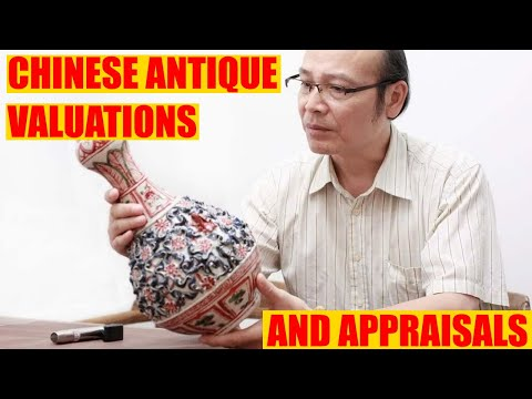 Chinese Antique Valuations: Identify & Date Old Porcelain & Pottery