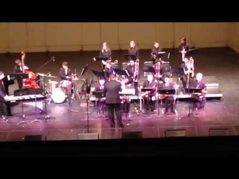 California All-State Junior High School Jazz Band 2014