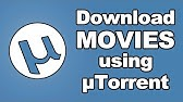 How To Download Movies From uTorrent 2017 (UPDATED) - YouTube