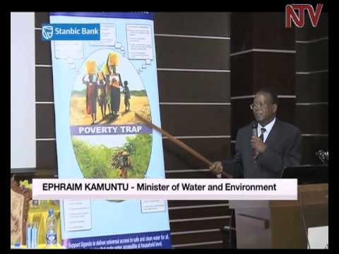 Urbanisation and population growth exerting pressure on Uganda's water resources