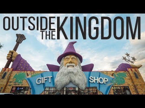 Outside The Kingdom - The World Beyond Disney