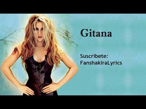 Shakira - Gitana [Lyrics]