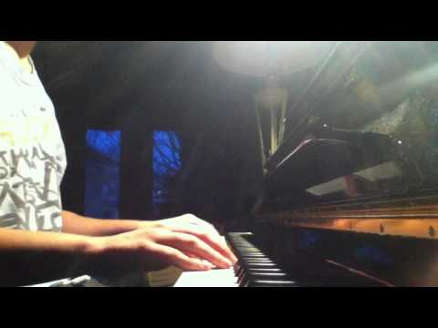 Keep Breathing - Ingrid Michaelson. Piano Cover