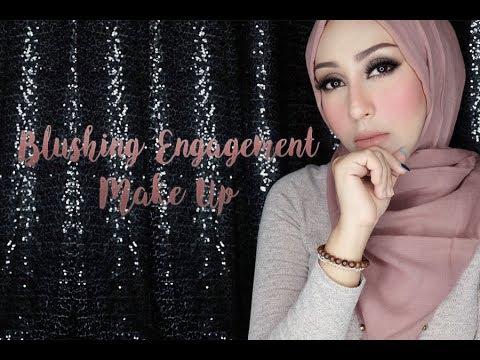 NTV #2 - Blushing Engagement Makeup