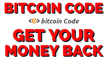 Bitcoin Code - How To Get Your Money Back