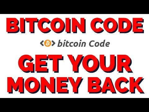 Bitcoin Code How To Get Your Money Back Youtube -