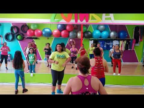 BUN UP THE DANCE with CHELSEA  #CD5XX_FITNESS_PROGRAM
