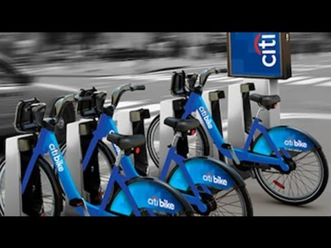 NYC public bikes get tainted by Citibank sponsorship (Comedy Podcast)