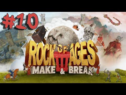 Rock of Ages 3: Make & Break - Walkthrough - Part 10 - Rome War (PC HD) [1080p60FPS] |