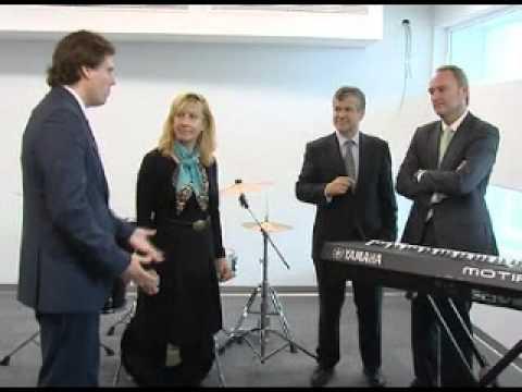 President Fabra visita la Berklee College of Music de Valencia