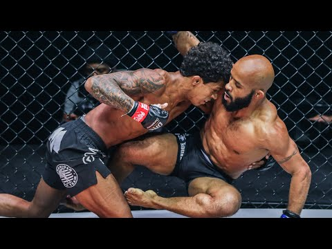 Adriano Moraes vs. Demetrious Johnson | Fight Highlights