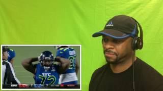 AFC vs. NFC | 2017 NFL Pro Bowl Game Highlights | Reaction