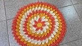 Cara membuat keset cantik dari kain bekas - YouTube 2632a3f05c