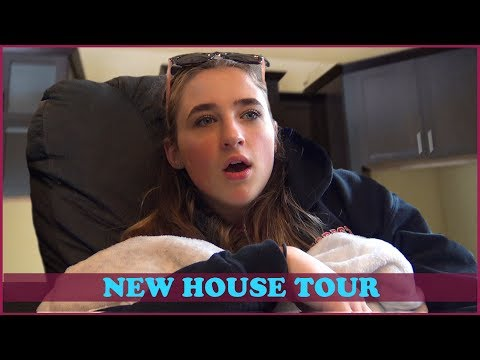 No More Stalkers Since We Moved - Our New House Tour Footage